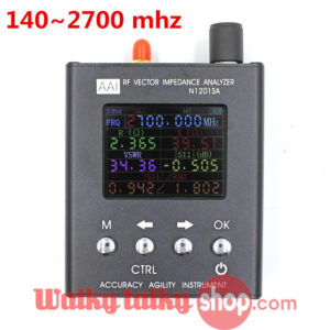2pcs N1201SA UV RF Vector Impedance Analyzer Accuracy Agility Instrument