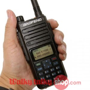 Newest Baofeng DM-1801 DMR Dual Band Digital Two Way Radio