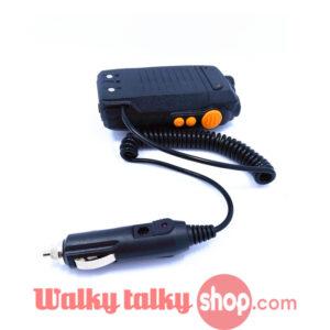 Pofung BF-UV6R UV-6R Plus UV6R Car Battery Charger Eliminator Adaptor