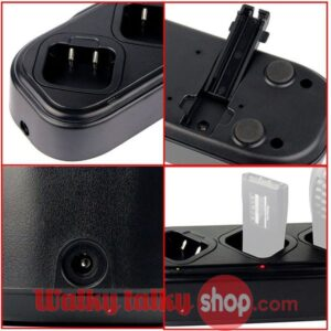 New Puxing PX777 PX888 PX728 Motorola MT777 Universal Rapid Charger
