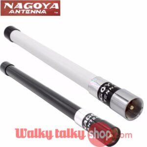 Nagoya NL350 Dual Band 100W High Gain Fiberglass Mini Antenna