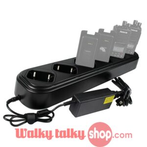 DMR Radio TYT MD390 MD680 MD398 Multi-way Universal Rapid Charger