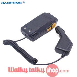 2PCS Baofeng UV-6R UV6R Plus Battery Case Car Eliminator Charger