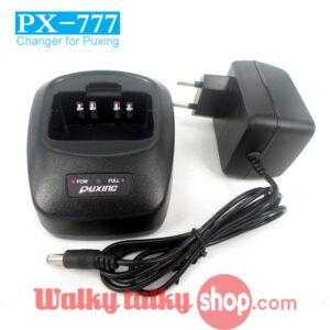 Puxing PX888K PXUV973 PX777 PX328 PX728 PX888 Desktop Charger Docking