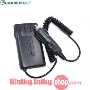 Wouxun Radio KG 669 689 659 UV6D KG UVD1P Car Battery Eliminator