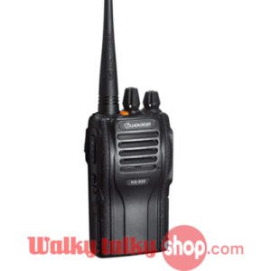 WouxunKG-833 UHF VHF Handheld ProfessionalRadio