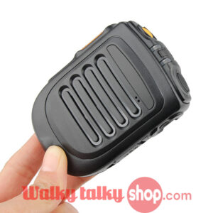 B01 Zello PTT Walkie Talkie Apps Wireless Bluetooth Speaker Microphone