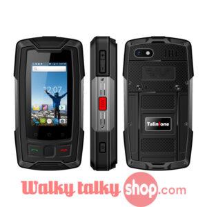New M22 4G Zello Android Phone 2GB RAM IP68 Waterpoof POC Radio