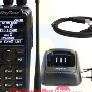Anytone AT-D878UV Update D868UV Digital DMR Radio
