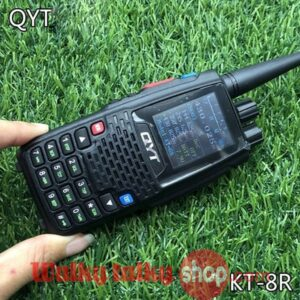 QYT KT-8R Newest Quad Display Quad Band Handheld Radio