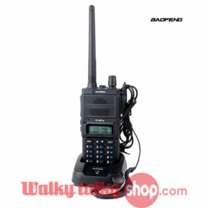 Dual Band Ham Two Way Radio Baofeng BF-A55 Plus Updated Version