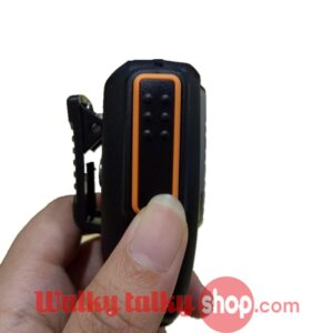 PTT Speaker Mic 2 Pin for Baofeng UV5R Series 888S Kenwood TYT etc