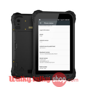QCOM P300 Top Quality Rugged Waterpoof Tablet PC 8 Inch Dual SIM Card