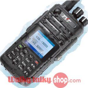 TYT UV8200 GPS Dual-band 10W Waterproof Walkie Talkie