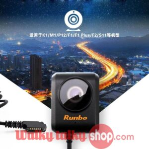 4G DMR Smartphone External Camera Runbo M1 K1 etc