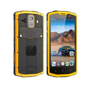 UNIWA S962B Walkie Talkie PTT Phone 4G LTE IP68 Waterproof 5 Inch Screen