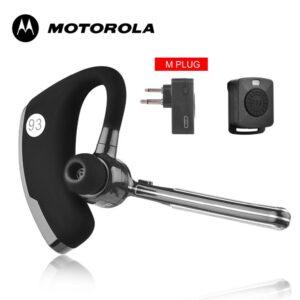 Walkie Talkie Motorola Wireless PTT Bluetooth Headset M-head