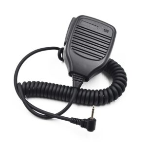 Motorola Talkabout Mr350r T5 T7 T60 T80 CB Radio 2.5mm 1 Pin Handheld Mic