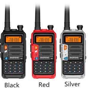 Baofeng UV860 VHF/ UHF Dual-Band Two Way Radio
