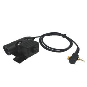New Ver MotorolaMTP850 etc Element / Z-Tactical Headset Adaptor Cable