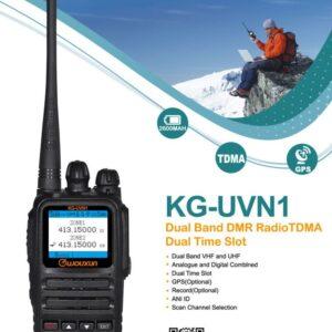 Wouxun KG-UVN1 DMR Transceiver