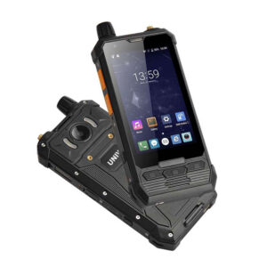 2019 Smartphone P1 Waterproof 5W Zello POC 4G LTE DMR Radio