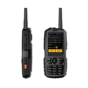 New A18 IP67 Waterproof Zello PTT Android Phone Public Network Intercom