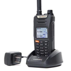 Talinfone T-B6 Multi-Band DTMF Portable FM Radios