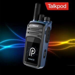Talkpod N58 4G LTE Upgraded Wifi PTT Network Touch Screen Android 9.0UnlockedRadio