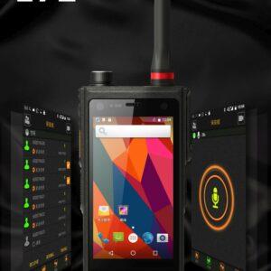 Runbo E72 4G LTE IP67 Waterproof DURABLE DMR Smartphone PDT Police Walkie Talkie