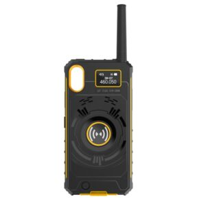 iRaddy GM-series 3-in-1 Phone Case Power Bank 5KM UHF Outdoor Interphone