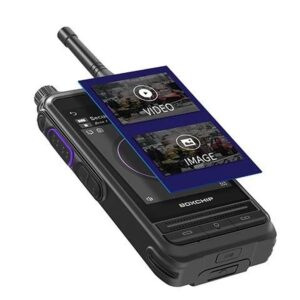Boxchip S900B+ Plus 4G LTE PTT Phone Android 9.0 NFC Zello PoCTwo-way Radio