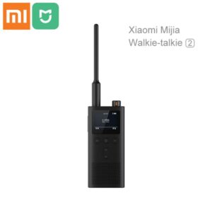 Xiao Mijia 2Gen Walkie Talkie IP65 Waterproof UHF VHF Dual Band Two Way Radio