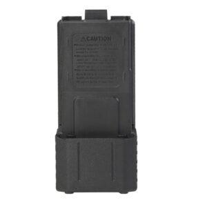 For Baofeng UV-5R UV-5RB UV-5RE UV-5RE+ Walkie Talkie 6xAA Battery Storage Box