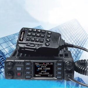 Anytone AT-D578UV Dual-band VHF/UHF VFO Digital DMR Mobile Vehicle Transceivers