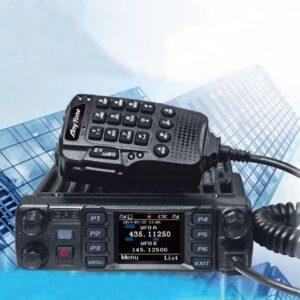Anytone AT-D578UV Dual-band VHF/UHF VFO Digital DMR Mobile Vehicle Transceivers