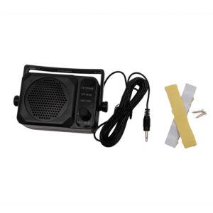 Car Mobile Radios Mini External Speaker Nagoya NSP-150V For Kenwood Motorola ICOM Yaesu