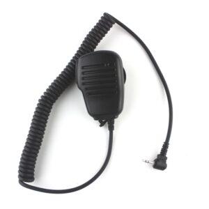 Rainproof Shoulder Remote Speaker Mic 1pin For Motorola T6200 SX620R T5200 FV800 Radios